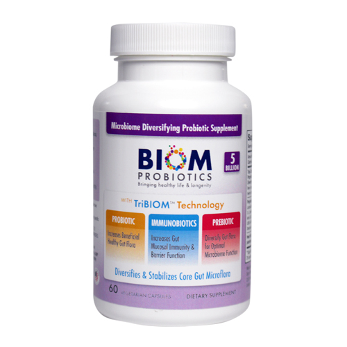 Microbiome Basic Protection | BIOM Probiotics | Prebiotics | Natural Biom Probiotics
