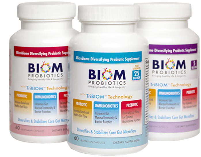 News | BIOM Probiotics | Sarasota | Microbiome's health | BIOM Probiotics