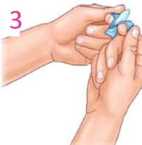 vaginal probiotic suppository insertion directions
